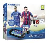 Sony PS Vita WiFi Console FIFA 15 Voucher + 4GB Memory Card