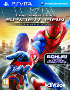 The Amazing Spiderman Ultimate Edition