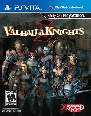 Valhalla Knights 3 (US Import)