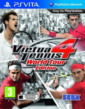 Virtua Tennis 4 World Tennis Edition