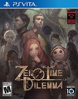 Zero Time Dilemma US Import