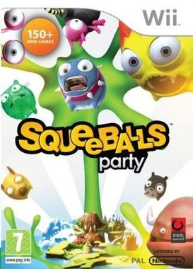 Squeelballs Party