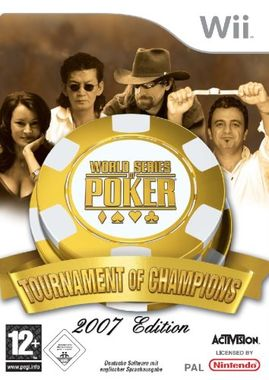 World Series of Poker: Tournament Champions