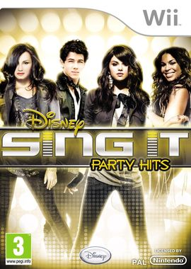 Sing It: Party Hits (No Microphone)