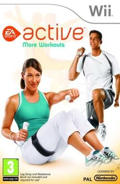 Active More Workouts: EA Sports