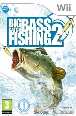 Big Catch Bass Fishing 2