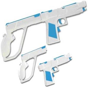 Exspect Wii Rumble Light Gun