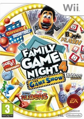 Family Game Night Vol 4: The Game Show