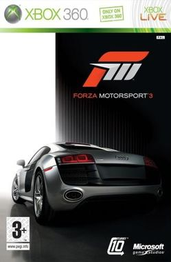Forza Motorsport 3 Limited Edition