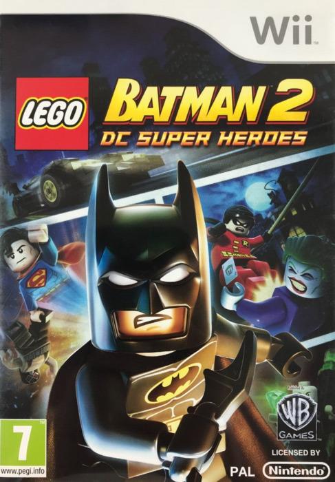 Lego Batman 2: DC Super Heroes - Nintendo