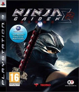 Photography of Ninja Gaiden Sigma 2