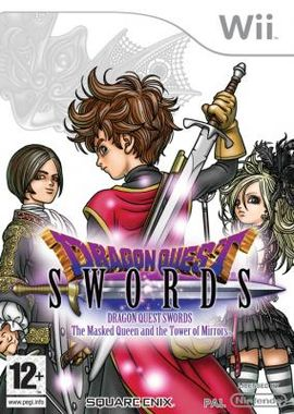 Dragon Quest Swords: Masked Queen and the Tower of Mirrors