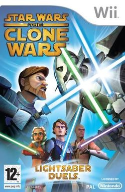 Star Wars The Clone Wars: Lightsaber Duels