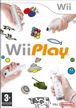 Wii Play with Wireless Remote Control