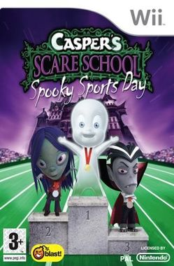 Caspers Scare School: Spooky Sports Day