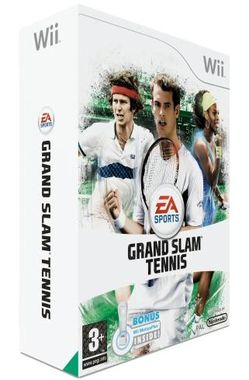 Grand Slam Tennis with Wii Motion Plus