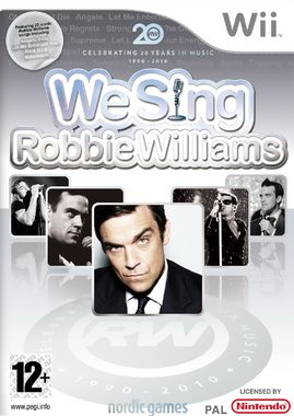 We Sing Robbie Williams (No Microphone)