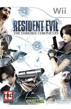 Resident Evil: The Darkside Chronicles (Game Only)