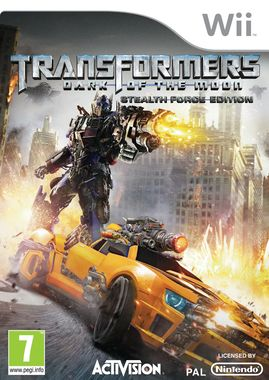 Transformers: Dark of the Moon Stealth Force Edition
