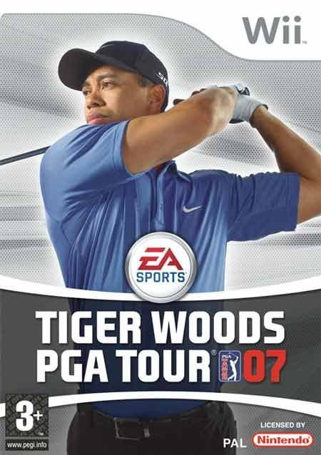 Tiger Woods Pga Tour  Wii Manual