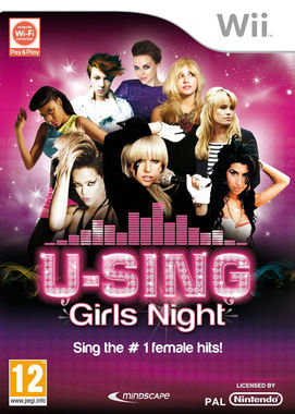 U-Sing: Girls Night with two Microphones