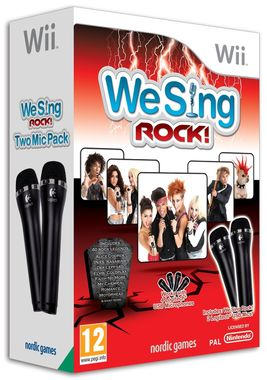 We Sing Rock with 2 Mics