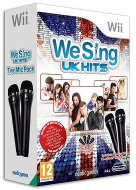 We Sing UK Hits with Mic