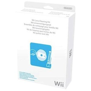 Official Wii Lens Cleaning Kit