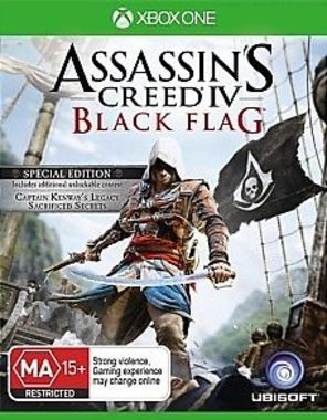 Assassins Creed IV: Black Flag Special Edition