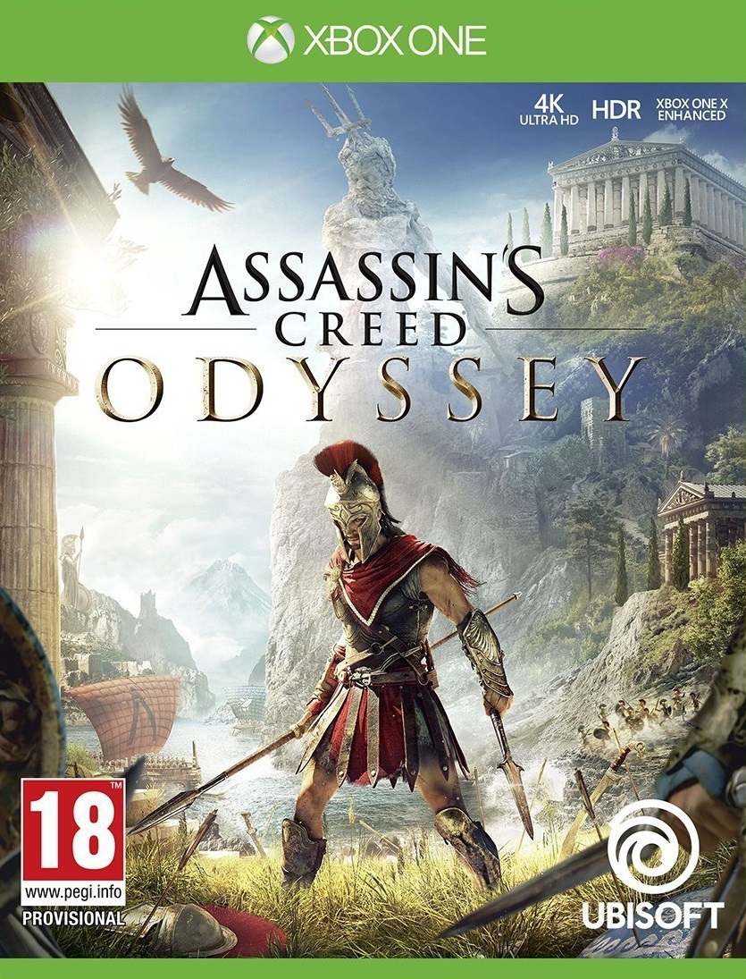 Assassins Creed Odyssey Medusa Edition Xbox