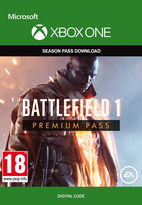 Battlefield 1: Premium Pass - Season Pass (Xbox One)