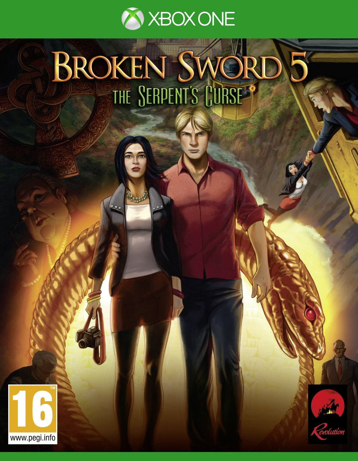 broken sword 5 the serpents curse xb1