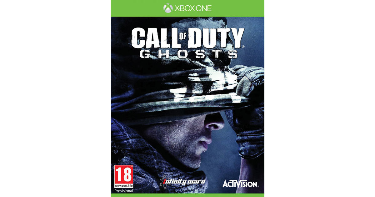 Amazon.com: Call Of Duty: Ghosts /xbox One: Video Games