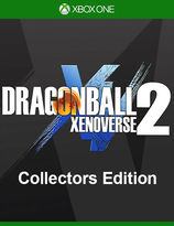 Dragon Ball Xenoverse 2 Collectors Edition