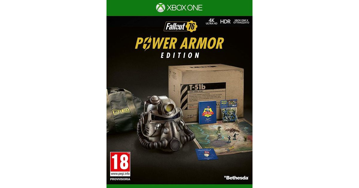 fallout 76 power armor edition pc uk