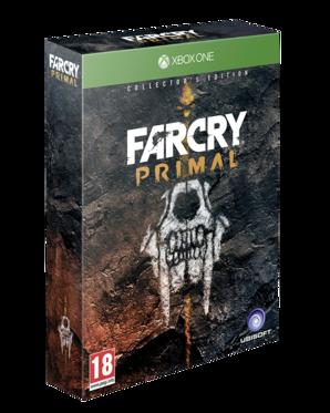 Far Cry Primal Collectors Edition