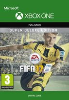 FIFA 17 Super Deluxe Edition (Digital Product)