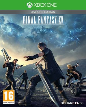 Final Fantasy XV GAME Exclusive