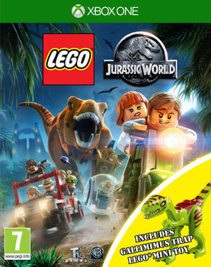 Lego: Jurassic World Inc Gallimimus Toy