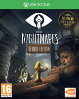 Little Nightmares Deleuxe Edition