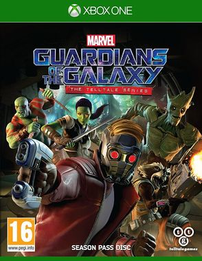 Marvel Guardians of the Galaxy: The Telltale Series