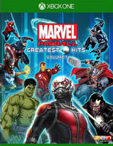 Marvel Pinball Greatest Hits Volume 1