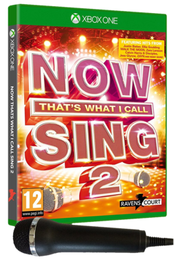 NOW That's What I Call Sing 2 with 1 Mic