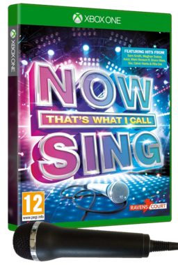 NOW That's What I Call Sing: Single Mic Pack