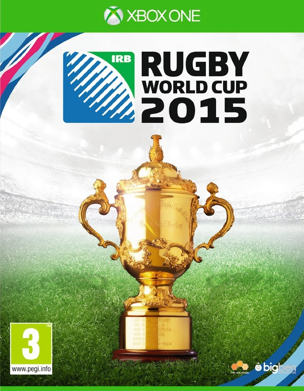 rugby world cup 2015 xb1