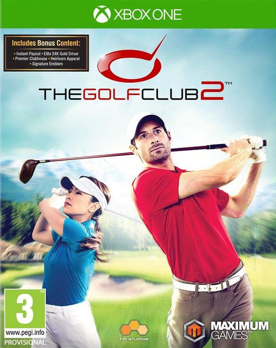 The Golf Club 2 - Xbox