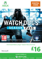 Watch Dogs Season Pass (Digital Product)
