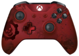 Limited Edition Gears of War 4 Crimson Omen Controller