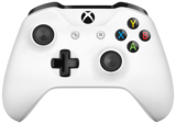 Official Xbox One Wireless Controller (3.5) White