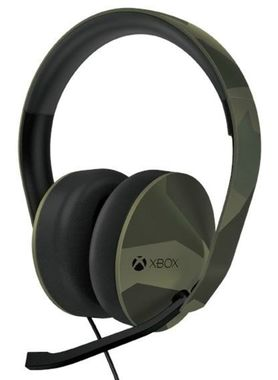 Official Xbox One Stereo Headset (Camo)